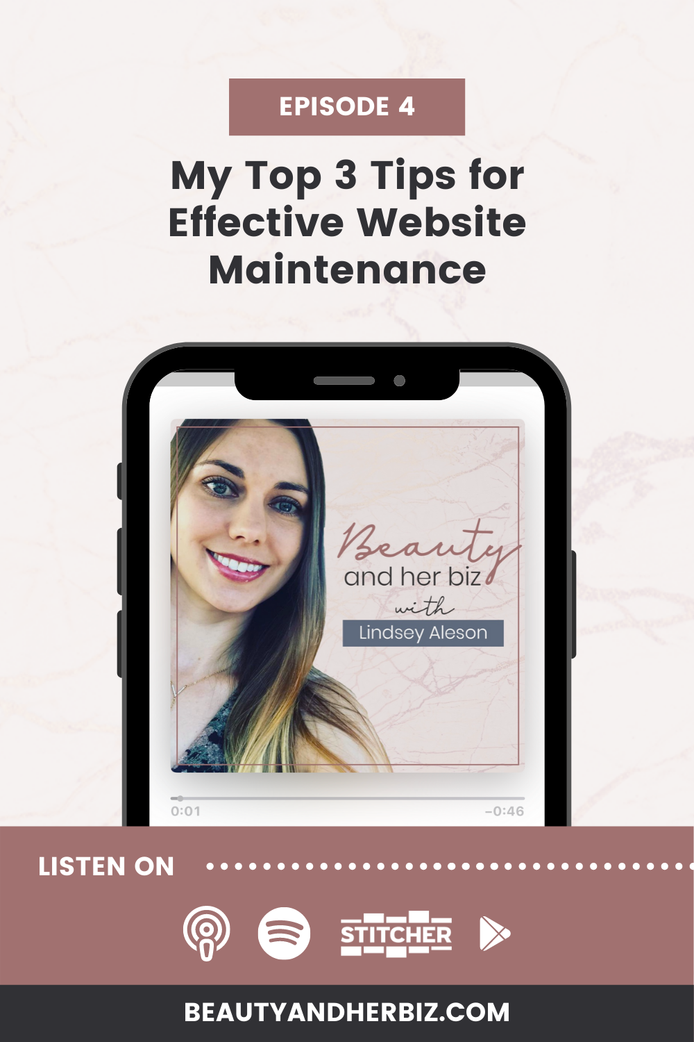 Episode 4 | My Top 3 Tips for Effective Website Maintenance
